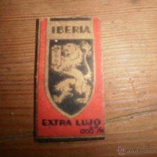 Antigüedades: HOJA DE AFEITAR IBERIA. Lote 50731053
