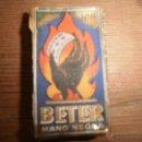 Antigüedades: CAJA HOJAS DE AFEITAR BETER. Lote 50731204