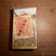 Antigüedades: CAJA HOJAS DE AFEITAR BETER. Lote 50731257