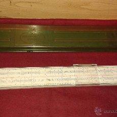 Antigüedades: REGLA DE CALCULO FABER CASTELL. Lote 50743971