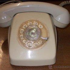 Teléfonos: TELÉFONO APA-8008-GNA-N S-40005 ECUALIZADO CITESA, CON RUEDA EN EL AURICULAR VER FOTO. Lote 50745285
