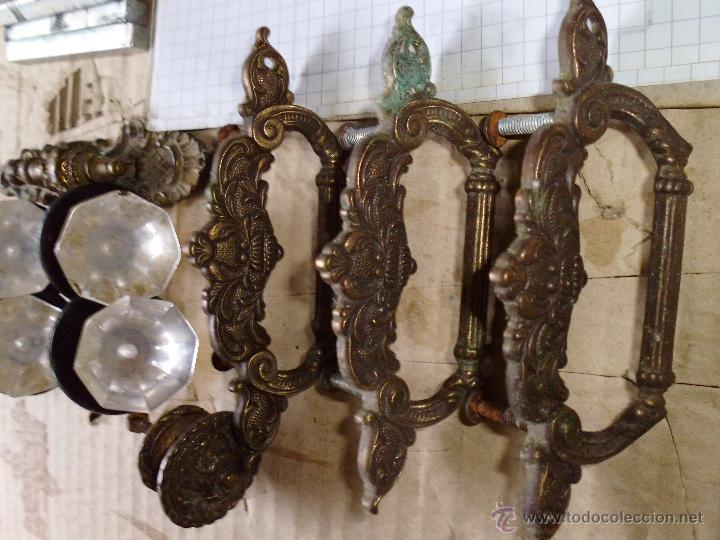 Antiguos herrajes de puertas y muebles comprar tiradores - Milanuncios muebles antiguos ...