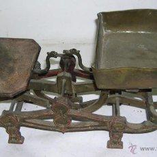 Antigüedades: ANTIGUA Y RARA BALANZA. Lote 50984268