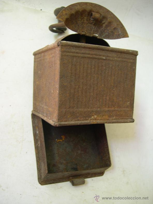 Antigüedades: CURIOSO MOLINILLO DE CAFE - Foto 2 - 51011095