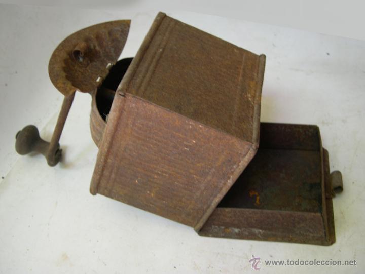 Antigüedades: CURIOSO MOLINILLO DE CAFE - Foto 3 - 51011095