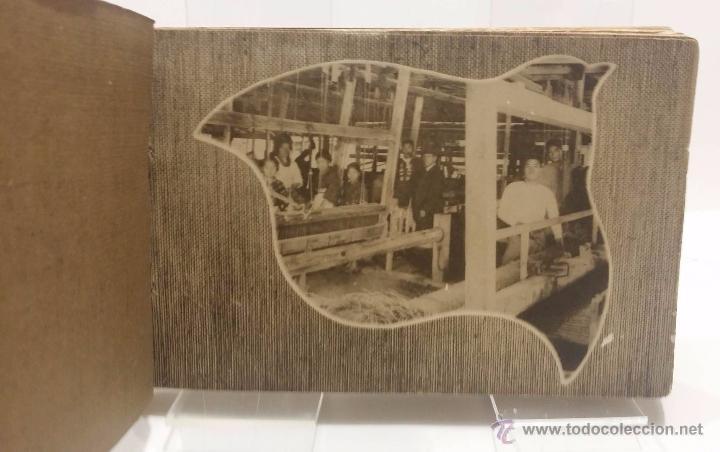 Antigüedades: ANTIGUO CATALOGO TEXTIL JAPONES CON MAS DE 500 PATRONES- EPOCA MODERNISTA - Foto 2 - 51053543