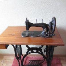 Antigüedades: MAQUINA DE COSER WERTHEIM CON TABLERO - CIRCA 1930?. Lote 51079411