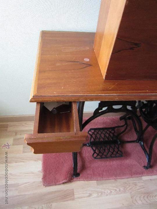 Antigüedades: Maquina de coser Wertheim con tablero - circa 1930? - Foto 4 - 51079411