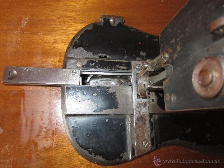 Antigüedades: Maquina de coser Wertheim con tablero - circa 1930? - Foto 7 - 51079411