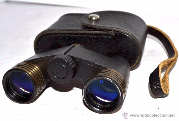 EXCELENTES PRISMATICOS, BINOCULARES DE OPERA...BG0-2+FUNDA..URSS 1960..FUNCIONAN..MUY BUEN ESTADO (Antigüedades - Técnicas - Instrumentos Ópticos - Binoculares Antiguos)