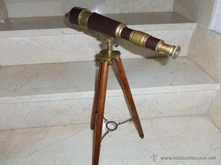 CATALEJOS ANTIGUOS (Antigüedades - Técnicas - Instrumentos Ópticos - Catalejos Antiguos)