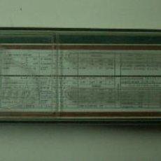 Antigüedades: REGLA DE CALCULO MARCA FABER CASTELL .. Lote 51157957