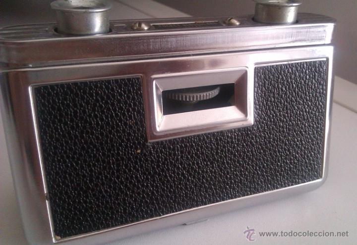 Antigüedades: ANTIGUOS BINOCULARES PRISMATICOS DE OPERA Y TEATRO POCKET BINOCULARS JAPAN AÑOS 50/60 - Foto 4 - 51186450