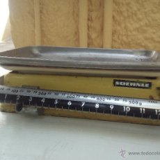 Antigüedades: BÁSCULA PARA FARMACIA MARCA SOEHNLE MADE IN GERMANY. Lote 51187735