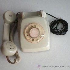 Teléfonos: TELÉFONO GRIS DE TELEFÓNICA ESPAÑOLA. Lote 51201585