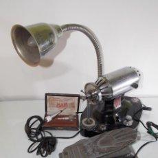 Antigüedades: RARA Y ANTIGUA MAQUINA DE COSER PUNTO DE MEDIA. Lote 68160005