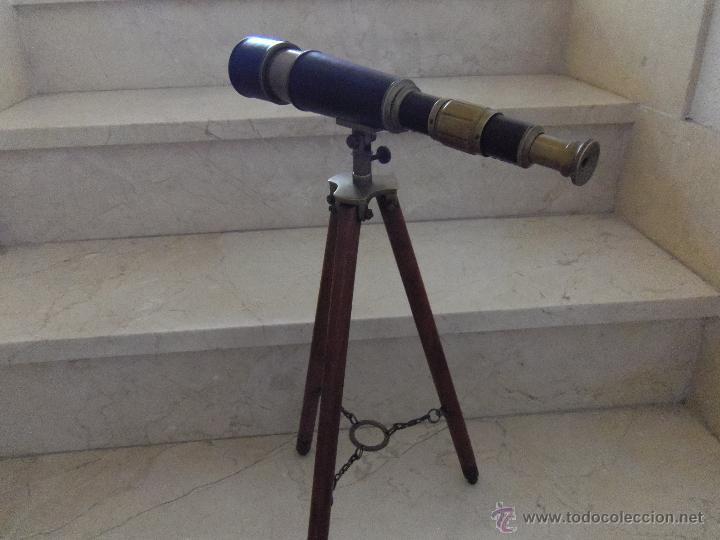 Antigüedades: catalejos antiguos - Foto 3 - 51127440