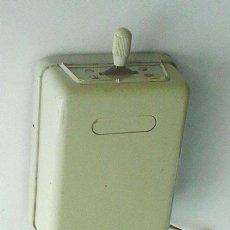 Teléfonos: ANTIGUO INTERRUPTOR DE LA LINEA DE TELÉFONO. Lote 51216106