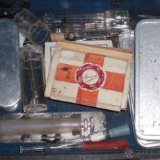 Antigüedades: ANTIGUO EQUIPO MEDICO. Lote 51227089
