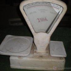 Antigüedades: BÁSCULA DINA 55X25X60CM. Lote 51292824