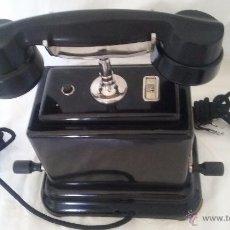 Teléfonos: ANTIGUO TELÉFONO DE SUECIA AÑOS 1930. Lote 51357808