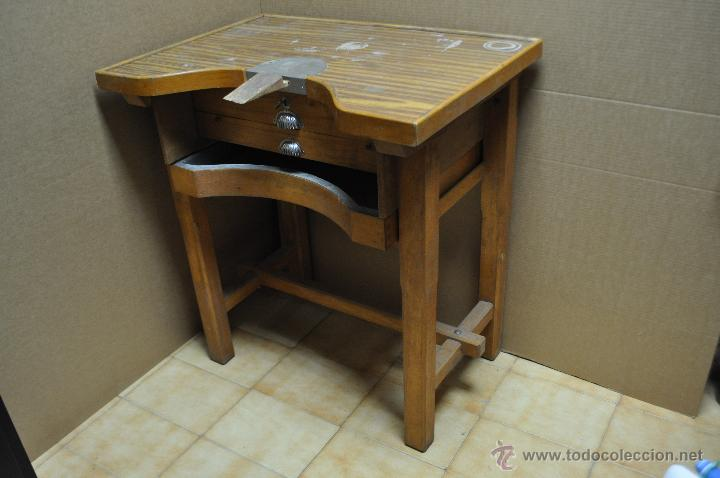 Mesas antiguas segunda mano mesas antiguas mesa antigua - Mesas mosaico segunda mano ...