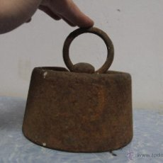 Antigüedades: ANTIGUA PESA DE 5KG.. Lote 51431420