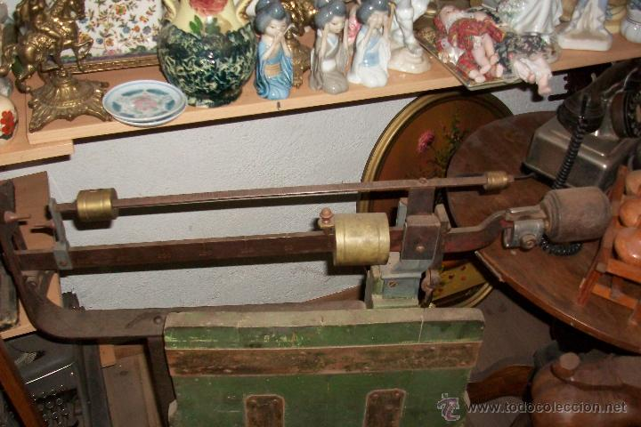 Antigüedades: ANTIGUA BASCULA - Foto 3 - 51463129