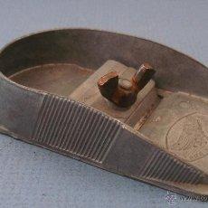 Antiquitäten - pequeño cepillo de modelismo o parecido, spannkraft (fabricado en alemania, años 70 aprox) - 51479051