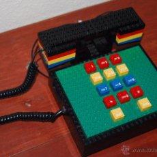Teléfonos: TELÉFONO DE LEGO - TYCO INDUSTRIES - 1989 - FUNCIONANDO. Lote 51519827