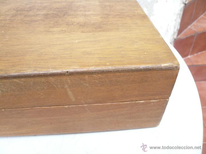 Antigüedades: CAJA DE PLANTILLAS DE ROTULACIÓN NESTLER - Foto 14 - 51532666