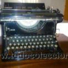Antigüedades: MÁQUINA DE ESCRIBIR MARCA IBERIA. Lote 51540333
