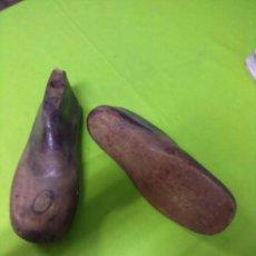 Antigüedades: PAREJA HORMAS ZAPATERO. Lote 51543791