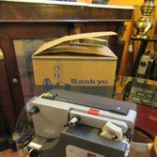 Antigüedades: PROYECTOR SANKYO DUALUX 1000. Lote 51545000