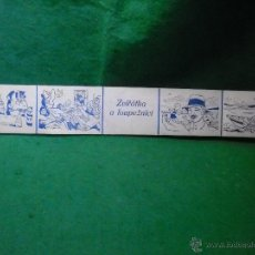 Antigüedades: PELICULA FILM LINTERNA MAGICA. Lote 51547892