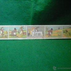 Antigüedades: PELICULA FILM LINTERNA MAGICA. Lote 51547926