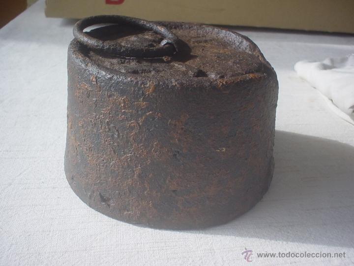 Antigüedades: PESA 5 KG - Foto 3 - 51565594
