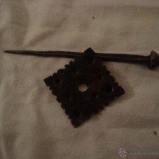 Antigüedades: ANTIGUO CLAVO DE FORJA . Lote 51574286
