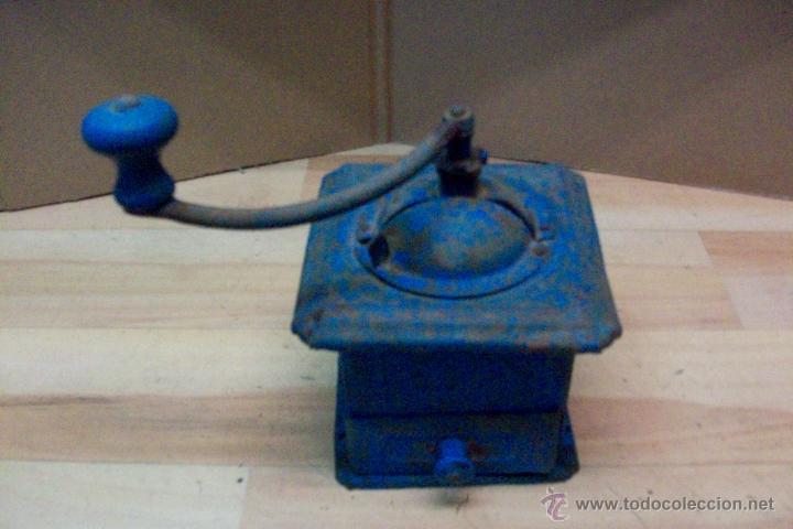 Antigüedades: ANTIGUO MOLINILLO ELMA - Foto 2 - 289633113