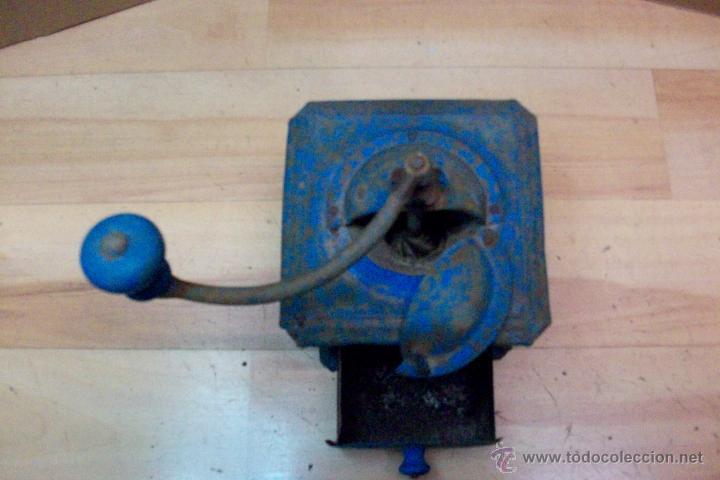 Antigüedades: ANTIGUO MOLINILLO ELMA - Foto 4 - 289633113