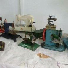 Antigüedades: LOTE MAQUINAS DE COSERORIGINALES . Lote 51639062