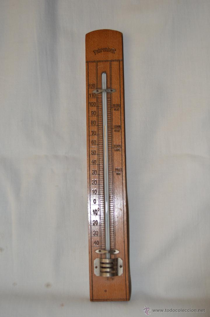 Magnifico Y Antiguo Termometro En Grados Fahren Sold At Auction 51649551 2:43 salvador fi facultad de ingeniería 162 483 просмотра. comics and tebeos