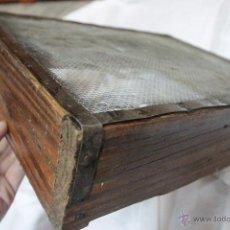 Antigüedades: ANTIGUO GARBILLO, RESTAURADO, S.XIX . Lote 51656355