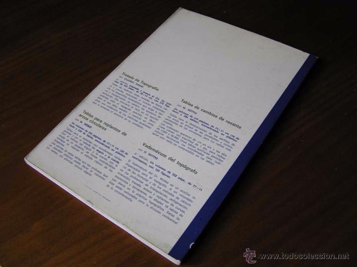 Antigüedades: LIBRO LA REGLA DE CALCULO MODERNA STENDER SCHUCHARDT 1971 SLIDE RULE RECHENSCHIEBER - Foto 8 - 51727412