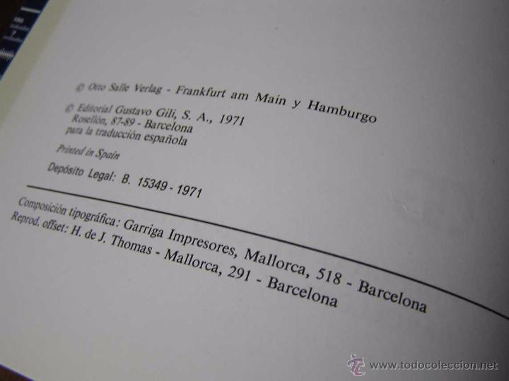 Antigüedades: LIBRO LA REGLA DE CALCULO MODERNA STENDER SCHUCHARDT 1971 SLIDE RULE RECHENSCHIEBER - Foto 13 - 51727412