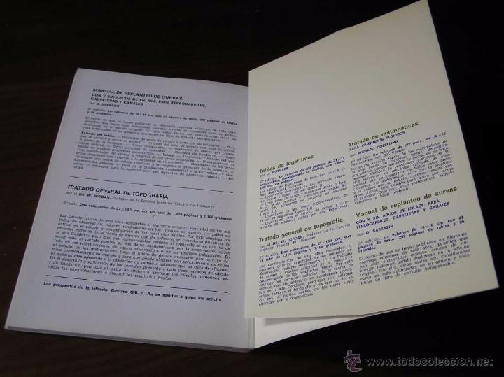 Antigüedades: LIBRO LA REGLA DE CALCULO MODERNA STENDER SCHUCHARDT 1971 SLIDE RULE RECHENSCHIEBER - Foto 23 - 51727412