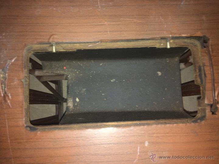 Antigüedades: Antiguo pie de maquina de coser Alfa de los años 50 - Foto 11 - 52354250