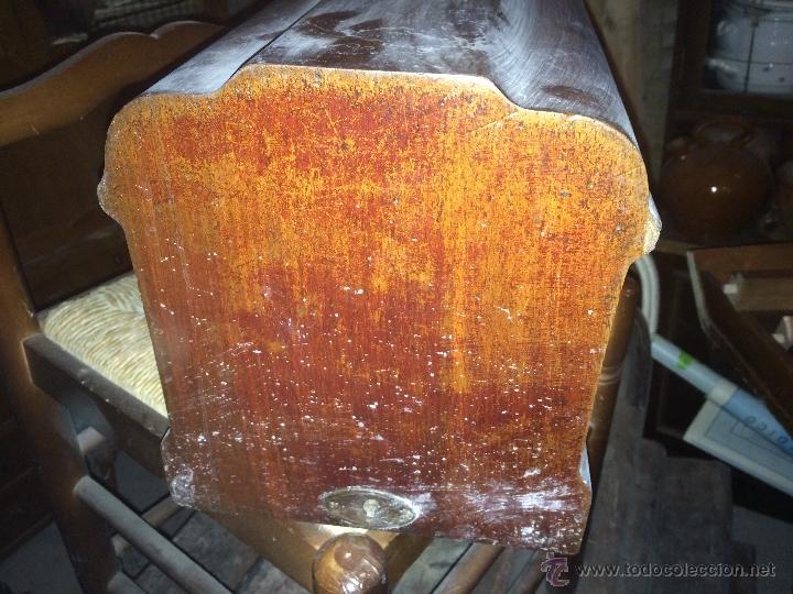 Antigüedades: Antiguo pie de maquina de coser Alfa de los años 50 - Foto 17 - 52354250