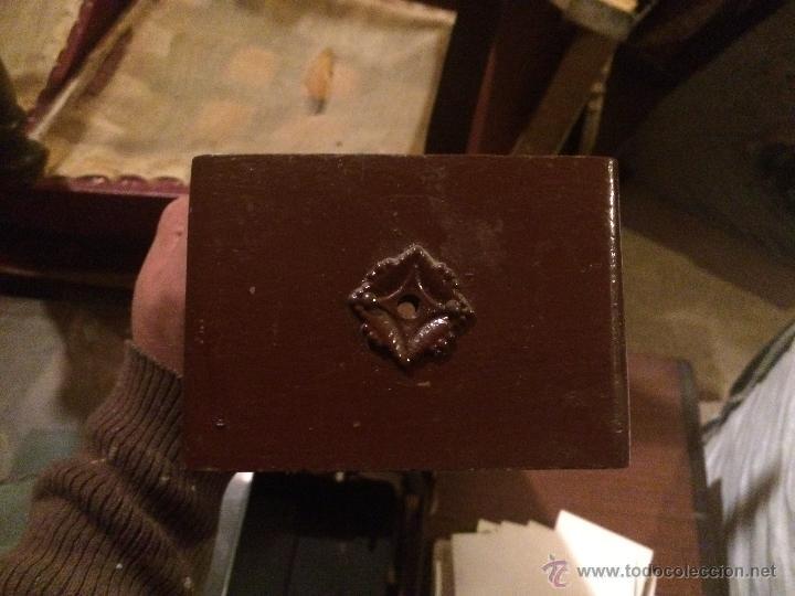 Antigüedades: Antiguo pie de maquina de coser Alfa de los años 50 - Foto 22 - 52354250