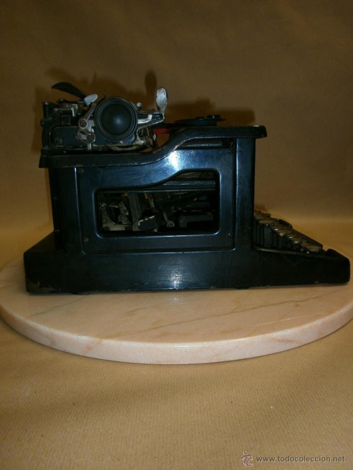 Antigüedades: Máquina de escribir L.C. Simth - Foto 2 - 51881880